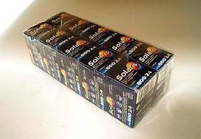 Overwrapped 10-Pack Package