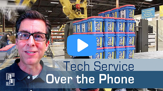 Get Tech Service Over the Phone