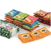 Redpack P325S-SP Snack Packer Flow Wrapper Products