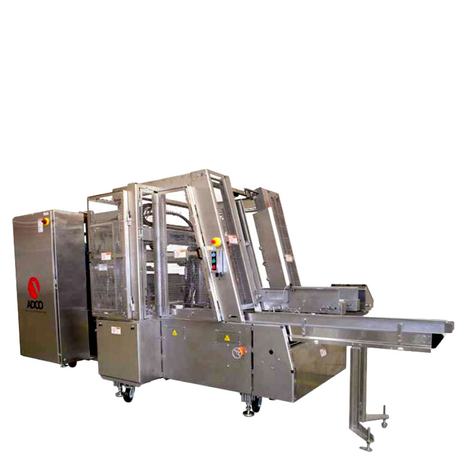Adco EnCompass WACP Wrap Around Case Packer