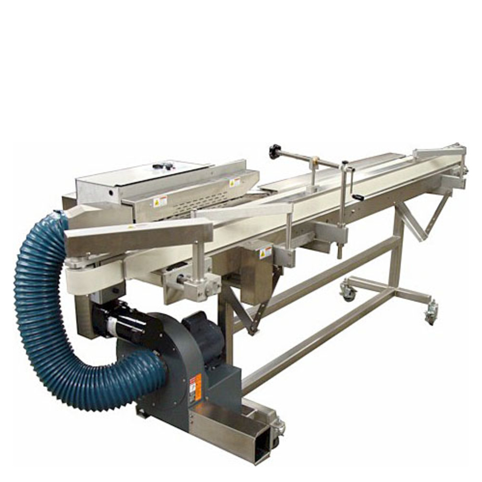 APM HCBS-1/8 CT Horizontal Conveyorized Band Sealer