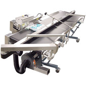 APM HCBS-1/8 Horizontal Conveyorized Band Sealer