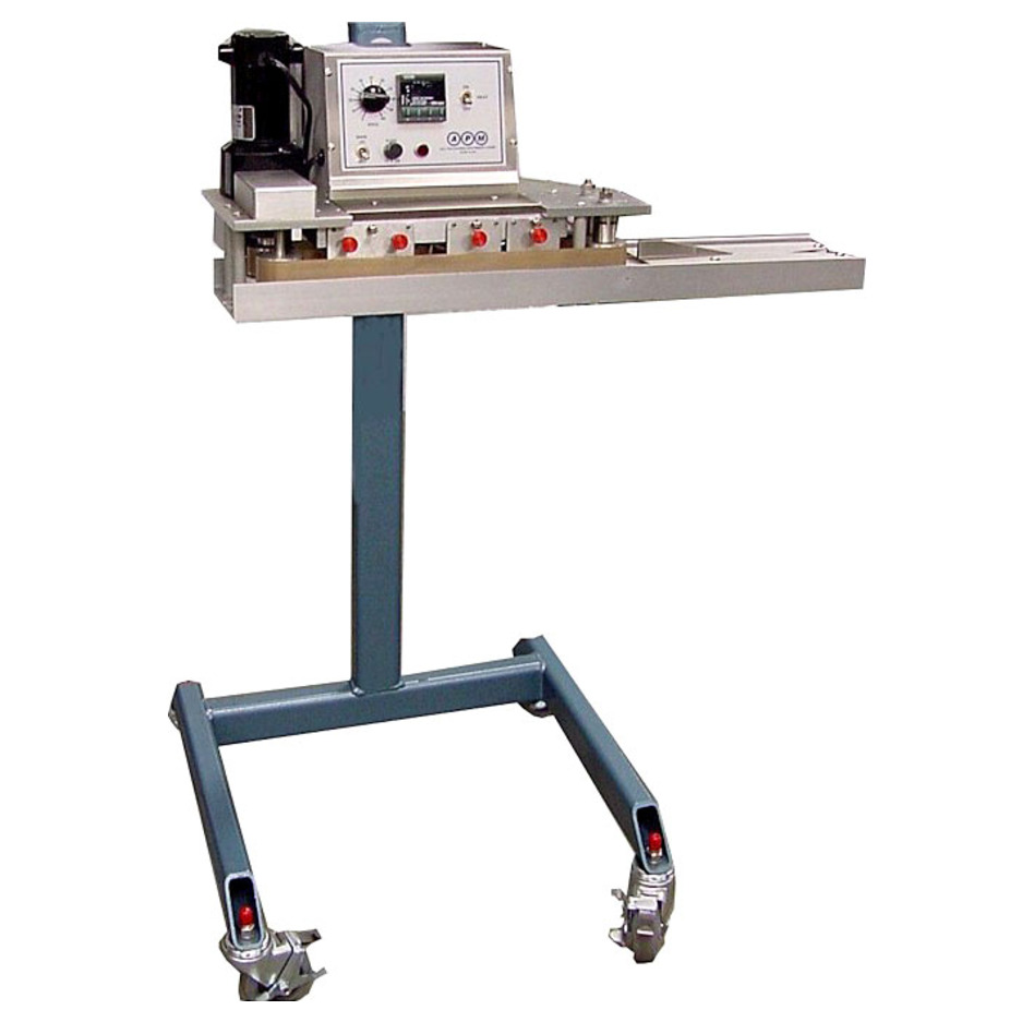 APM VBS-3/8 Vertical Rotary Band Sealer