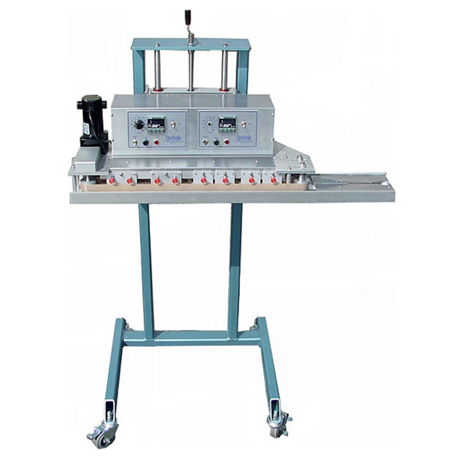 APM VBS-3/8 DH-10 Vertical Rotary Band Sealer