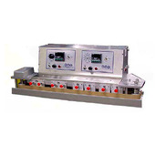 APM VBS-3/8 DH-10 Vertical Rotary Band Sealer Detail