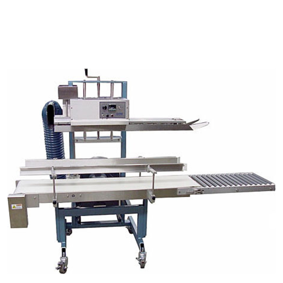 APM VCBS-1/4 TX Vertical Conveyorized Band Sealer