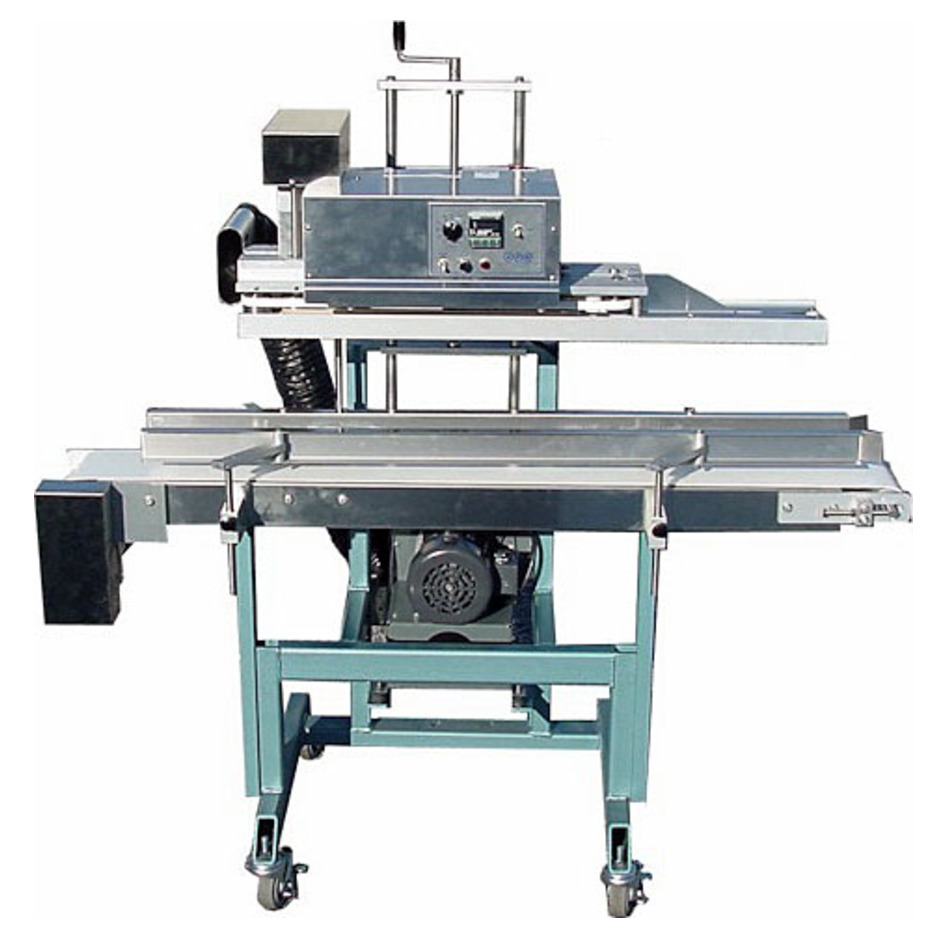 APM VCBS-1/8 TX Vertical Conveyorized Band Sealer
