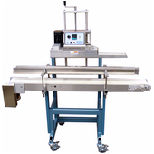 APM VCBS-3/8 Vertical Conveyorized Band Sealer