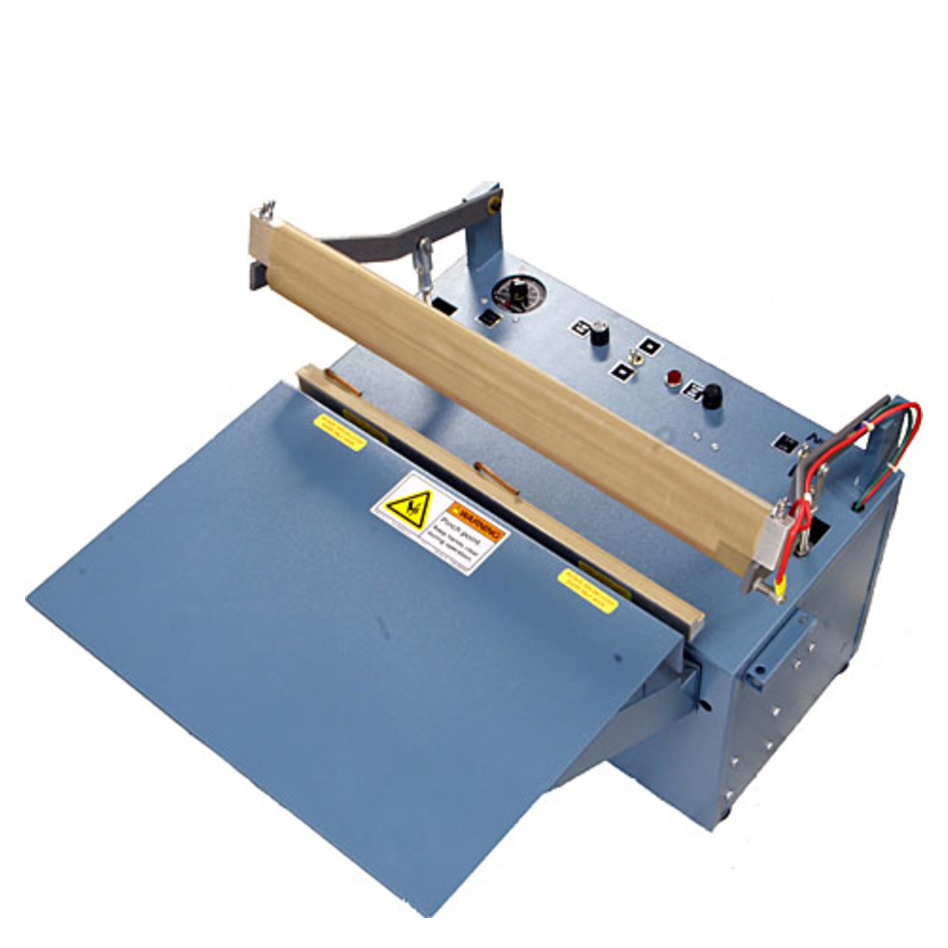APM ATS-SS-16 and 16-PP/PE Table Top Bag Sealers
