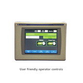 Arpac 1200 User Friendly Operator Controls