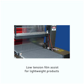 Arpac 25TW-28 Low Tension Film Assist for Lightweight Proudcts