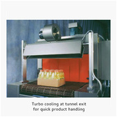 Arpac 25TW-28 Turbo Cooling at Tunnel Exit
