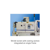 Arpac 75GI-24X Shrink Bundler Integrated Shrink Tunnel with Cooling Section