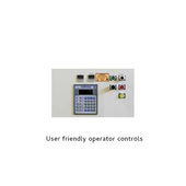 Arpac 75GI-24X Shrink Bundler User Friendly Operator Controls