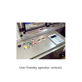 Arpac HCF37-3 User Friendly Operator Controls