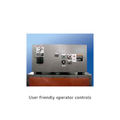 Arpac Solid Belt Series Shrink Tunnel User Friendly Operator Controls