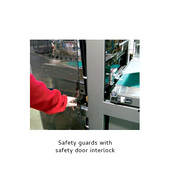 Arpac L18 Safety Guard with Safety Door Interlock
