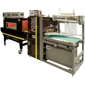 Arpac L Series Automatic L-Sealer with Tunnel