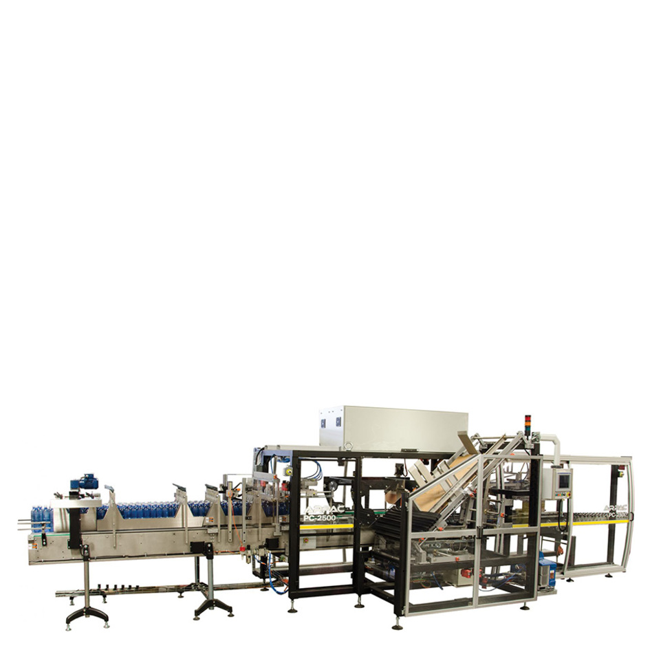 Arpac PC-2500 Continuous Motion Wrap-Around Case Packer