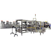Arpac PC-3500 Continuous Motion Wrap-Around Case Packer