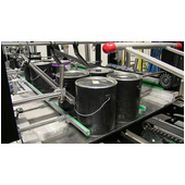 Arpac PC-3500 Continuous Motion Wrap-Around Case Packer Product Run