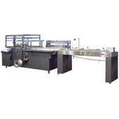Arpac TS33CF Continuous Motion Side Seal Shrink Wrapper