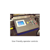 Arpac TS33CF User Friendly Operator Controls