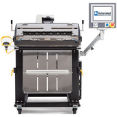 Autobag 850S Bagging System Front