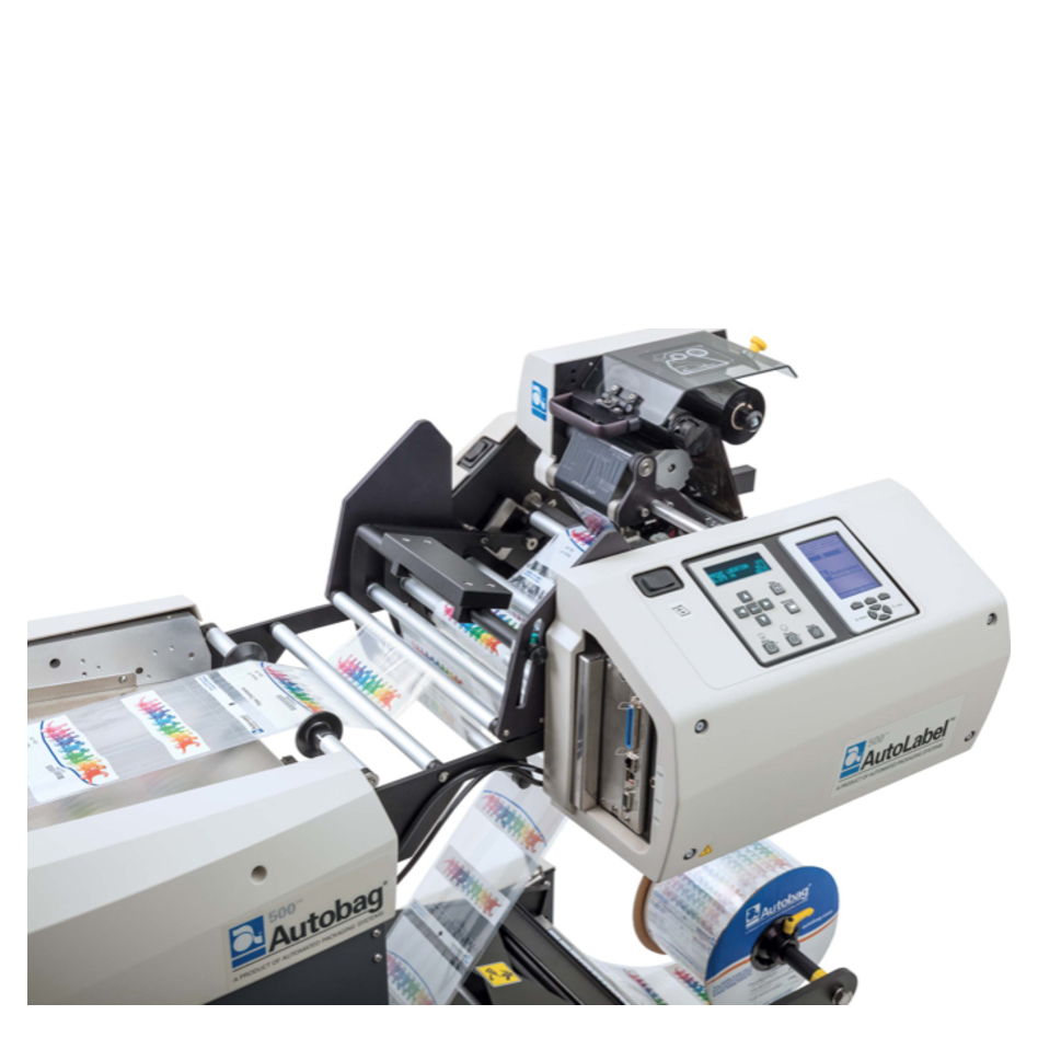 Autobag Autolabel 500 Thermal Transfer Printer