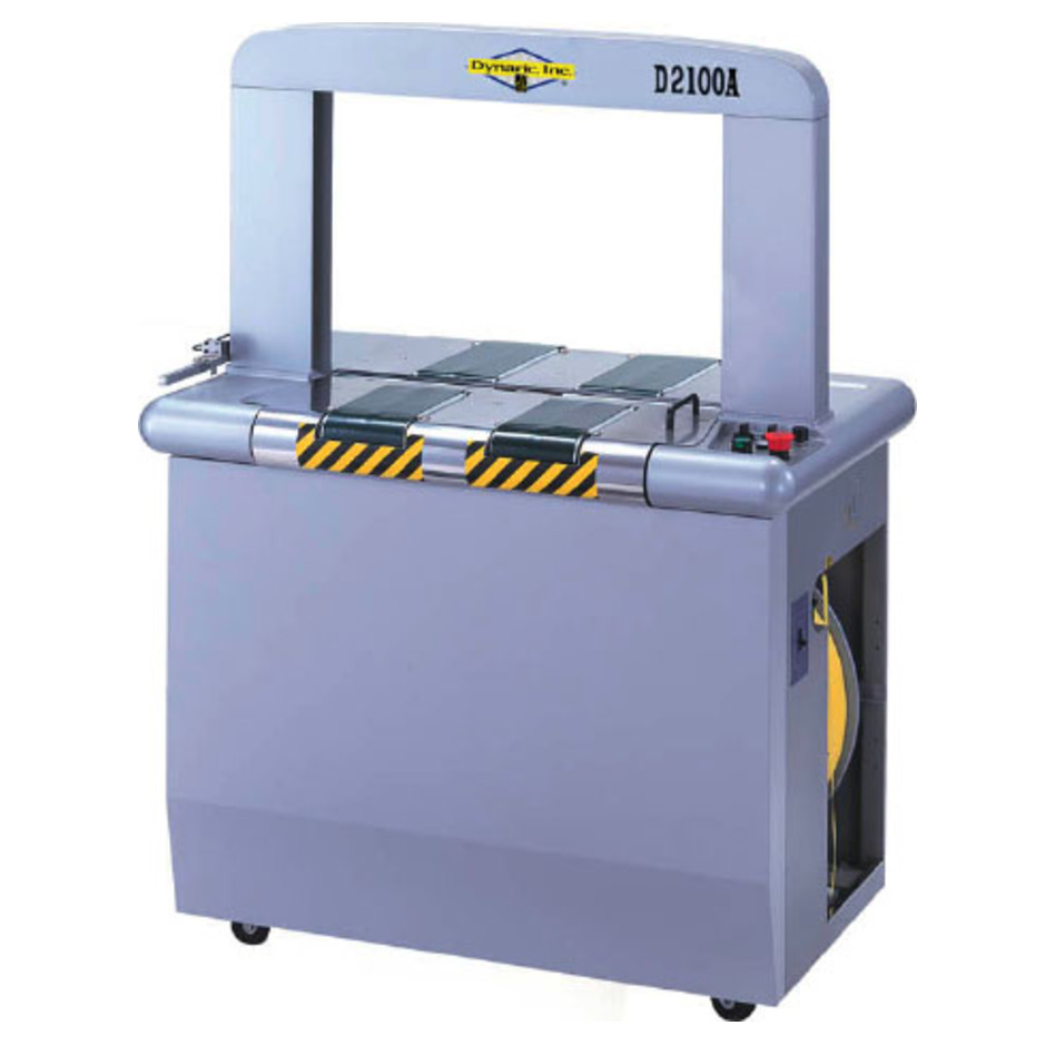 Dynaric D2100A Fully Automatic Strapping Machine