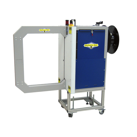 Dynaric D2400V Automatic Vertical Strapper