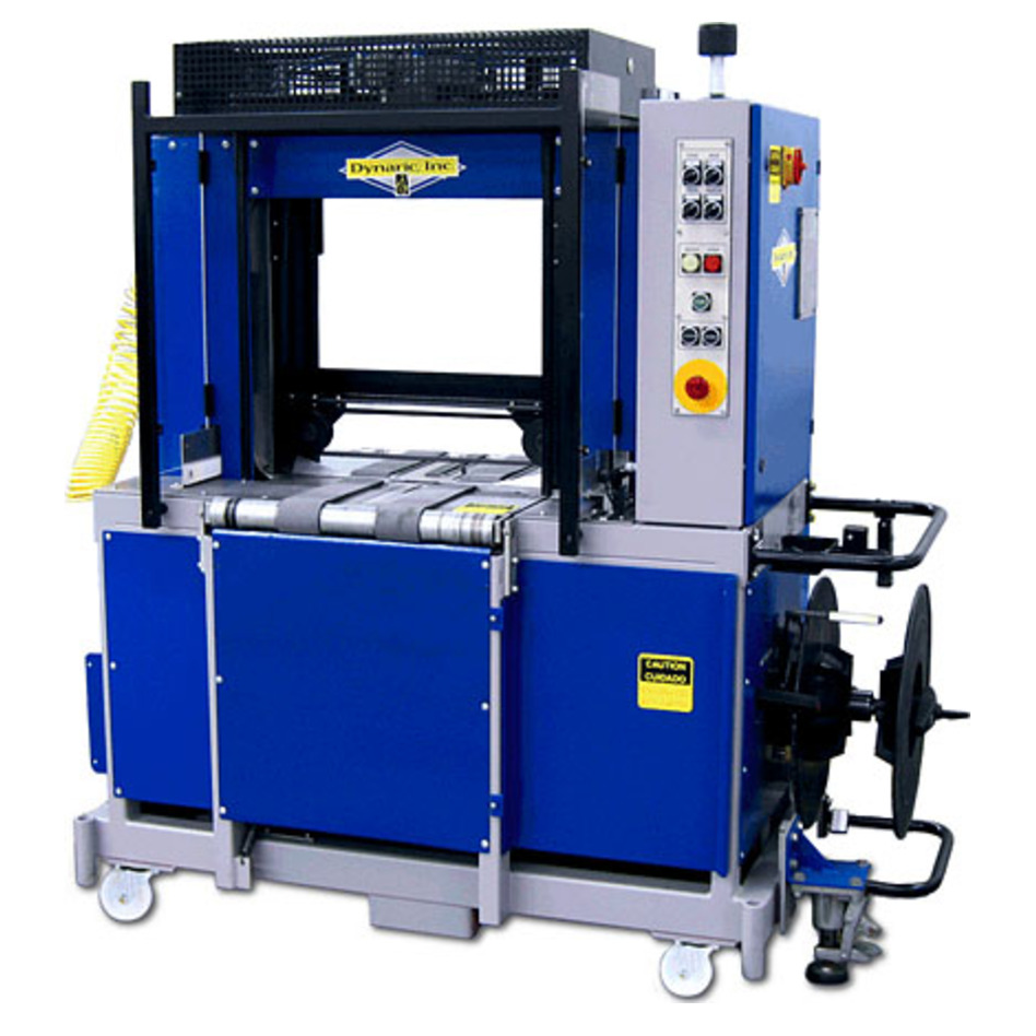 Dynaric NP2 Fully Automatic High Speed Strapping Machine