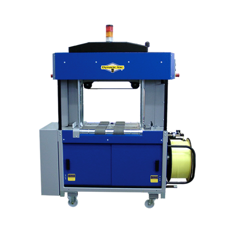 Dynaric NP5000 Fully Automatic High-Speed Newspaper Strapper