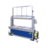 Dynaric ST1CB Fully Automatic High-Speed Corrugated Strapper