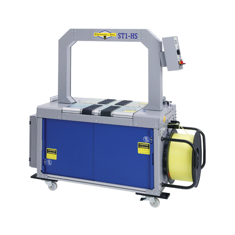Dynaric ST1HS Fully Automatic High-Speed Strapping Machine