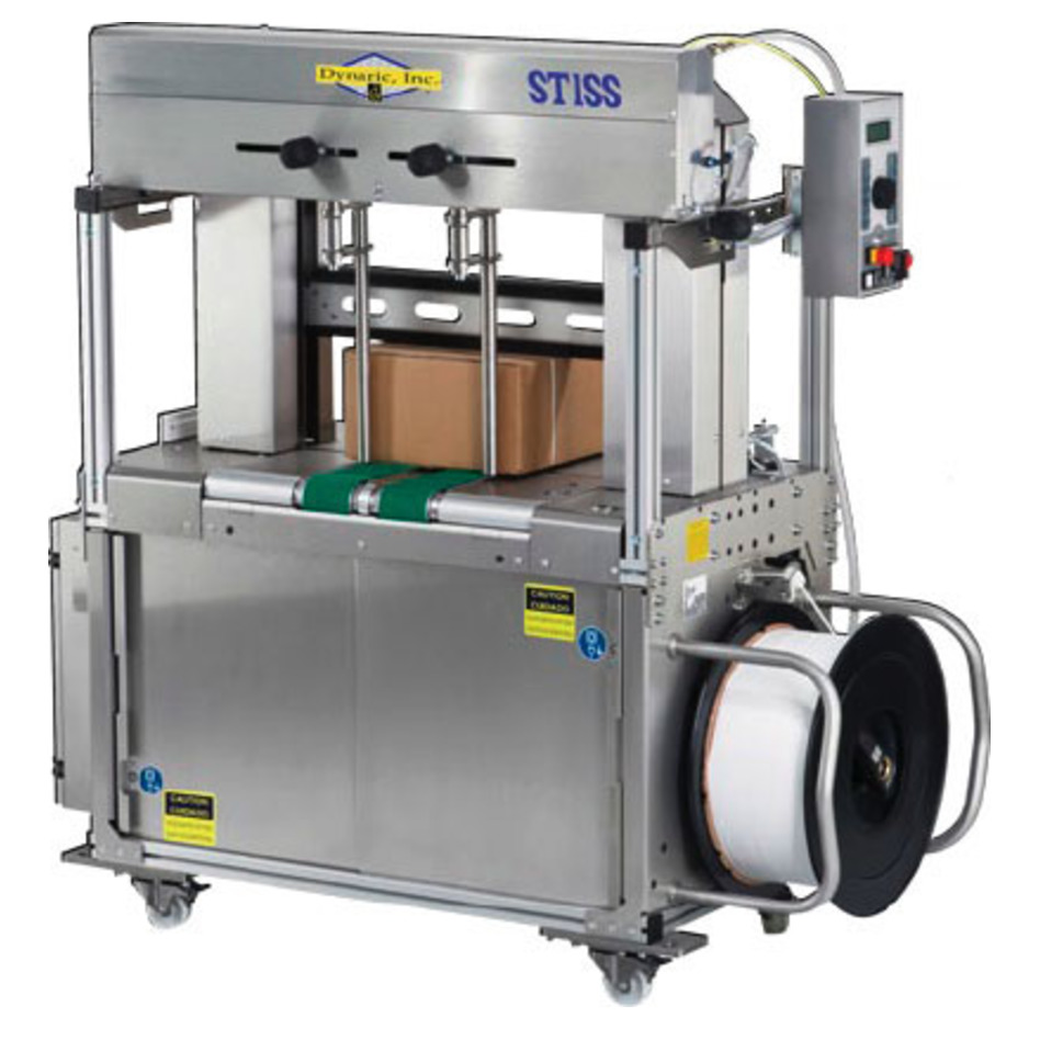 Dynaric ST1SS Fully Automatic Stainless Steel Strapping Machine