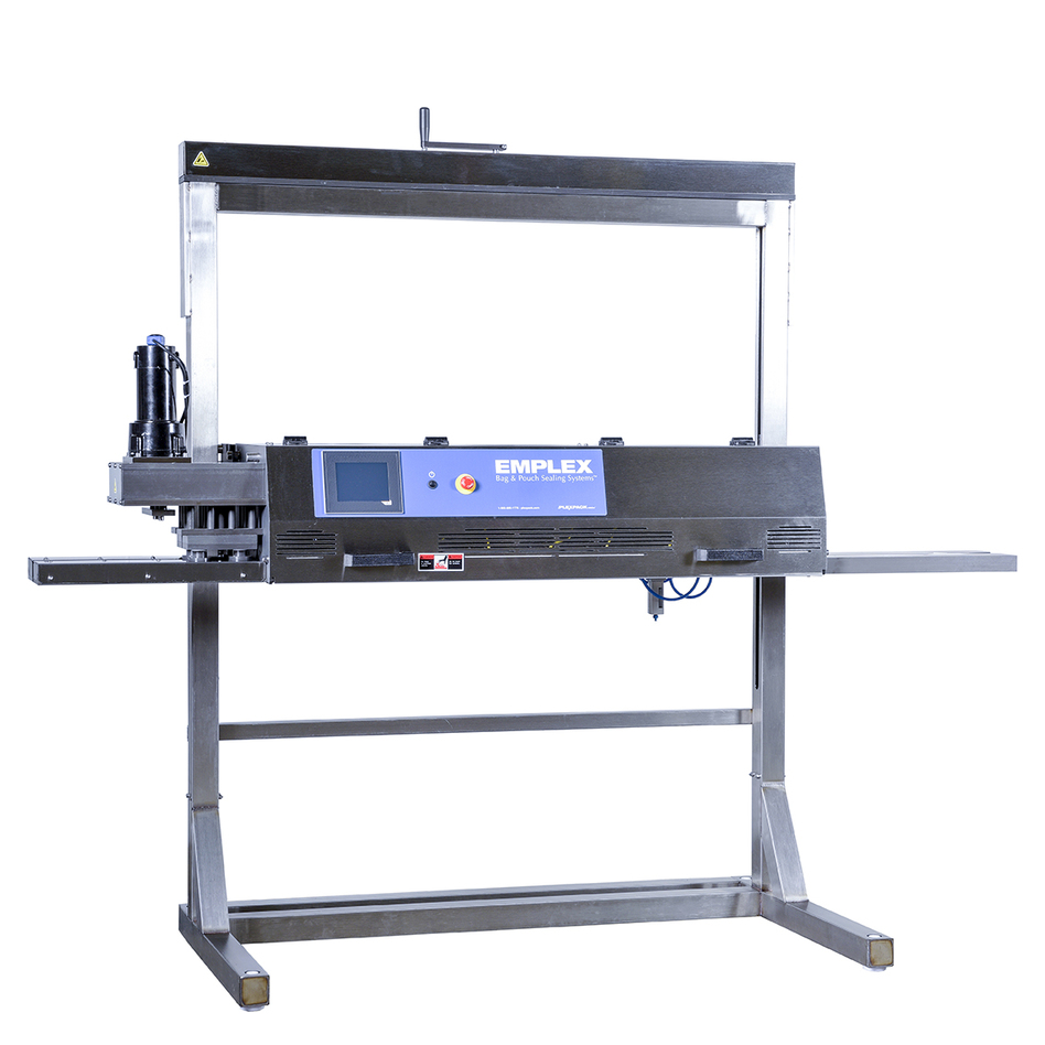 Emplex MPS 14000 Validatable High-Speed Band Sealer