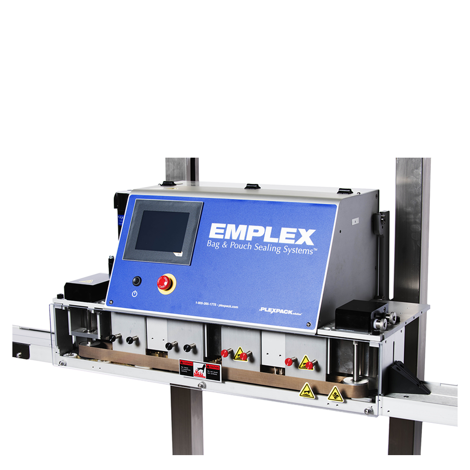 Emplex MPS 7100 High-Speed Industrial Band Sealer