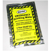 General Pillow VFFS Emergency Water Bag