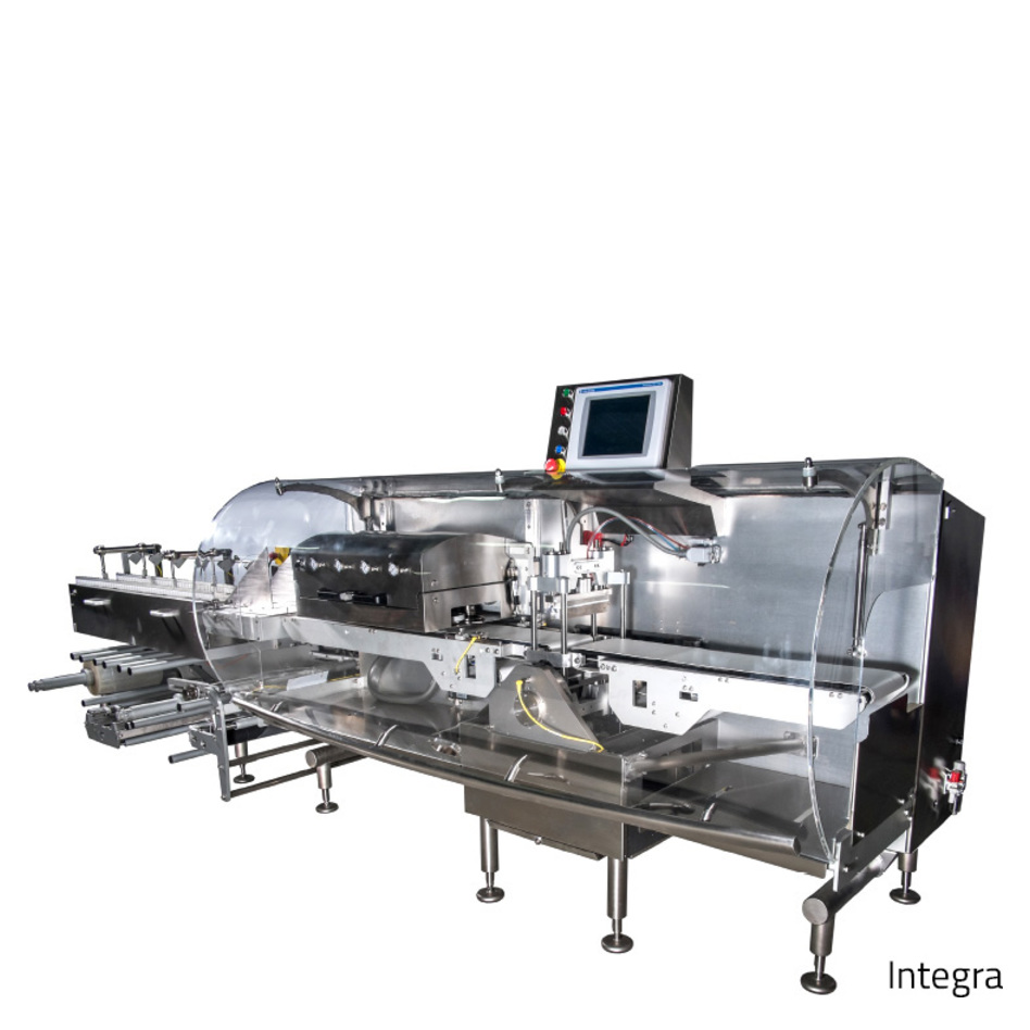BW Flexible Systems Integra Horizontal Flow Wrapper