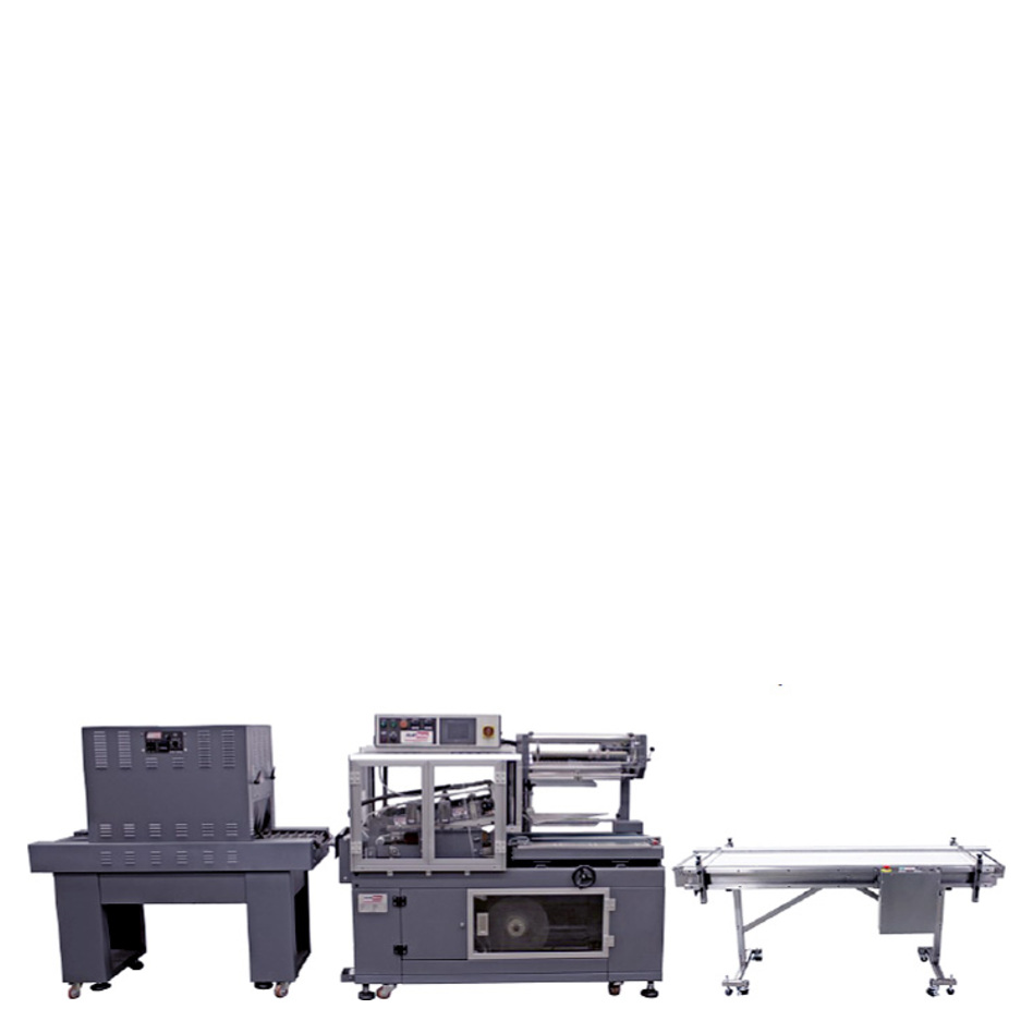 Heat Seal Automatic Combo L-Sealer