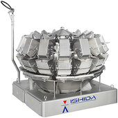 Ishida Gentle Slope Multi-Head Weigher