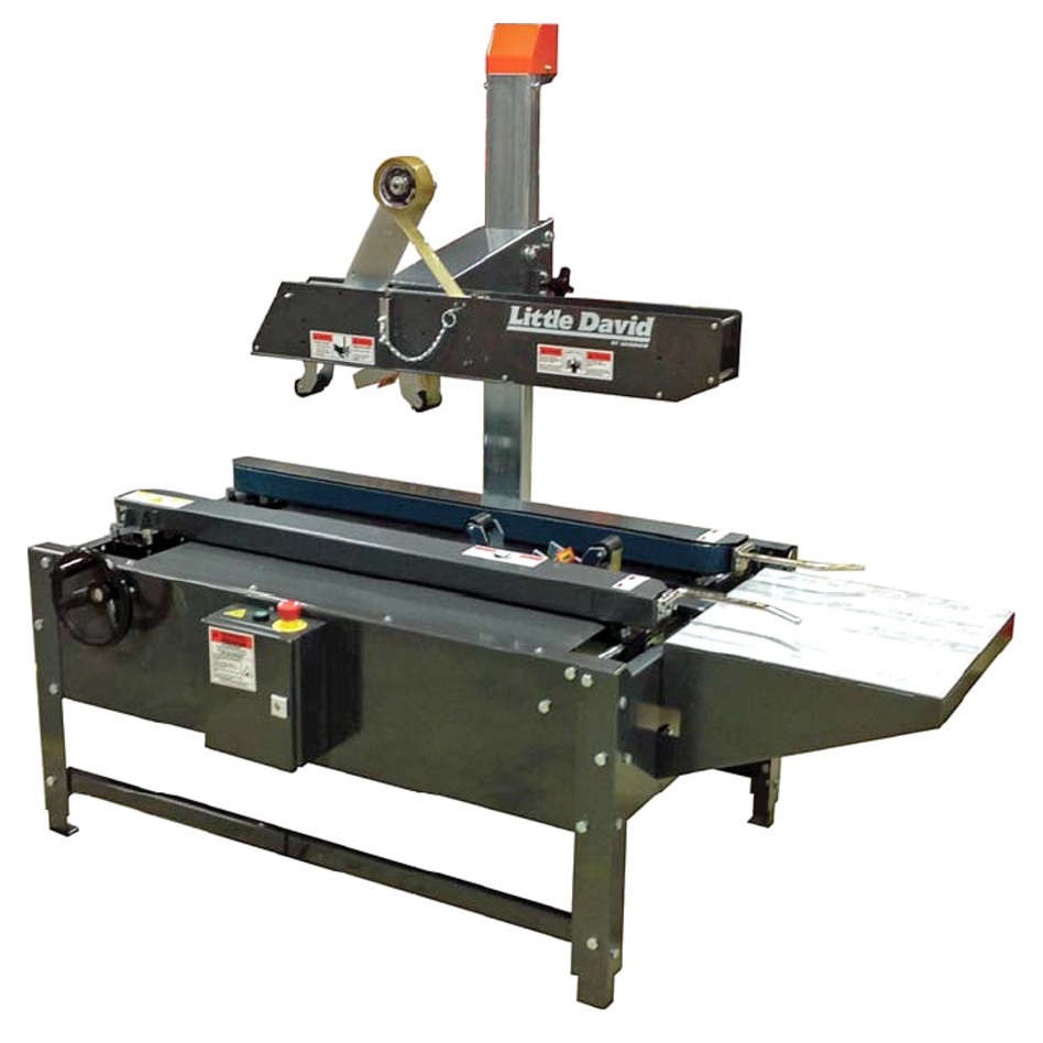 Little David LD-19SB Semi-Automatic Case Sealer for Small Boxes