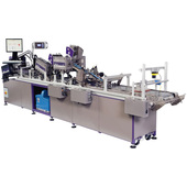 Multifeeder Technology Gluing System