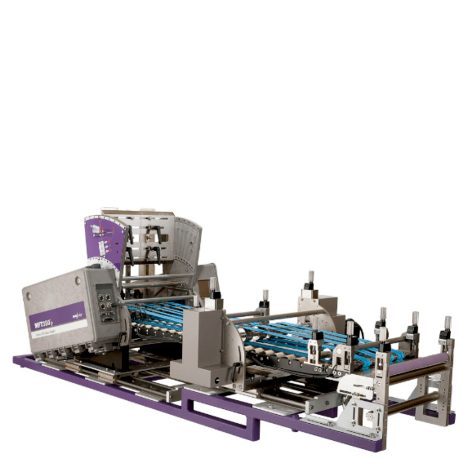 Multifeeder Technology 1300DHSL Web Tipping System