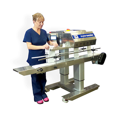 OK Supersealer MBS20 Medical Band Sealer