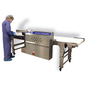 OK Supersealer MBS Medical Band Sealer in Horizontal Orientation