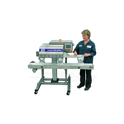 OK Supersealer MHS Medical Hot Air Sealer