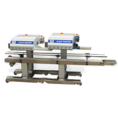 OK Supersealer SB10 Band Sealer Dual Sealer Configuration