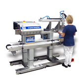 OK Supersealer SB20 Band Sealer with Gas Flush
